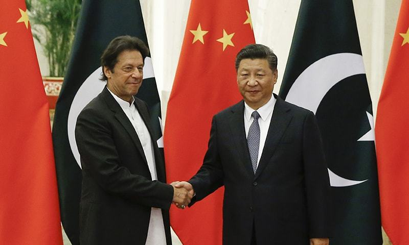 C509: Pakistani Poker: Playing Saudi Arabia against China