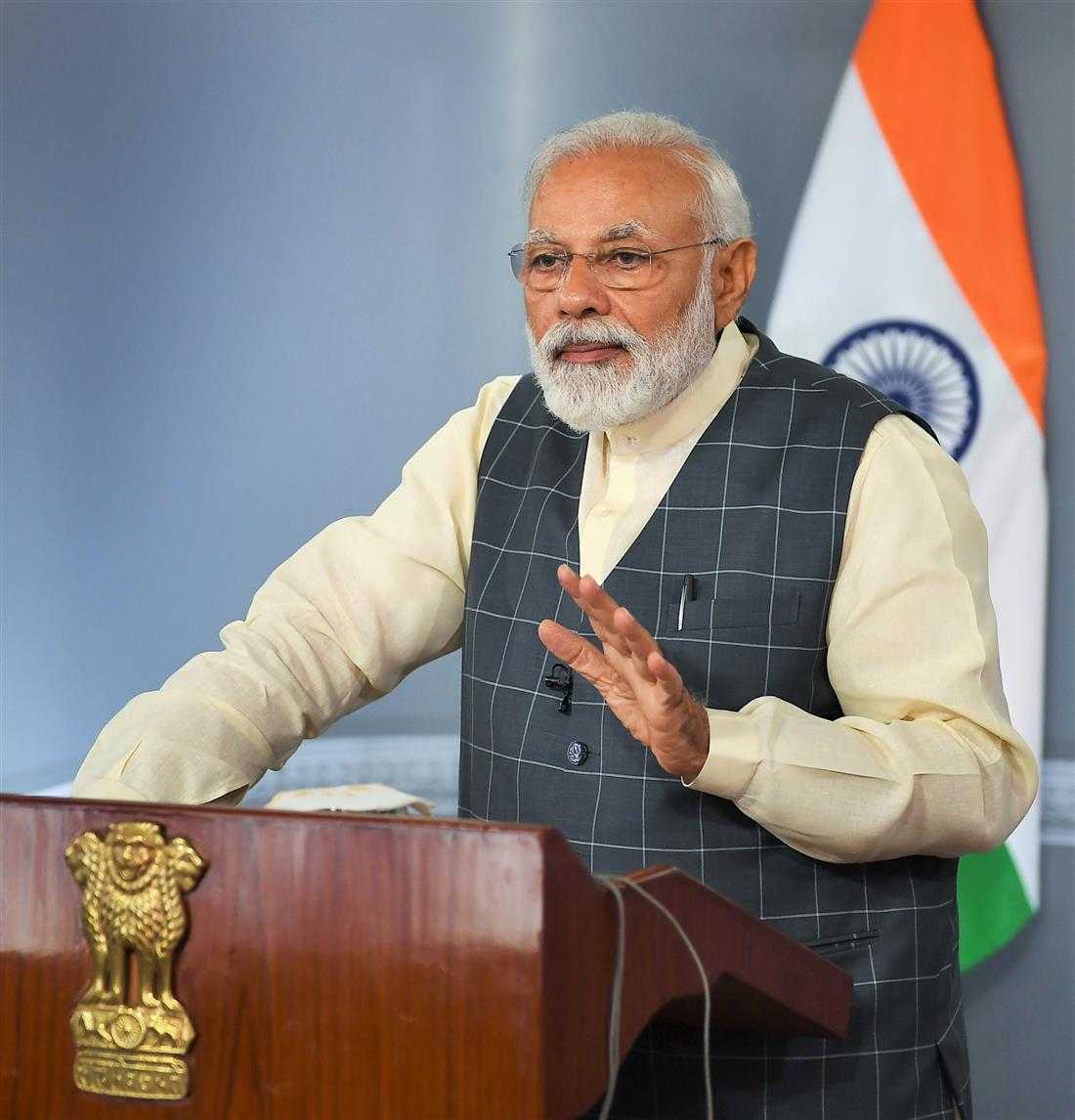 Dateline 82: Modi's Agenda 2.0 for the Middle East