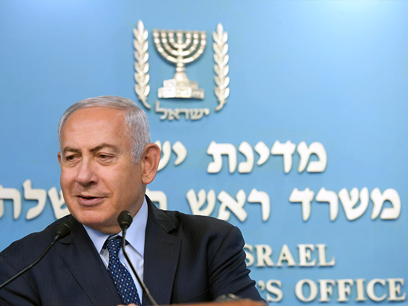 Dateline 83: Unable to Form Government, Netanyahu Calls for Second Elections in 2019