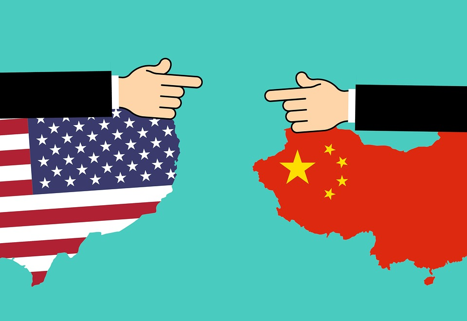 Commentary 557: US trade war could help China dominate the Middle East