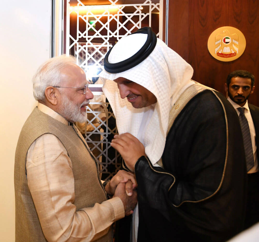 Commentary 562: Prime Minister's Visit to UAE and Bahrain Reinvigorates Bilateral Ties
