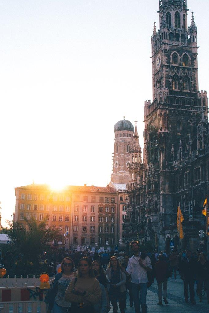 Maximilians-Universität München: Application for Research Fellowship