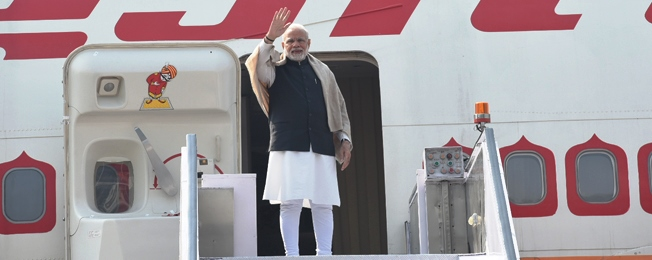 Dateline 86: Modi transforms India's approach to the Middle East