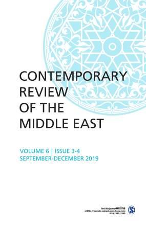 Contemporary Review of the Middle East, Volume 6 Issue 3-4