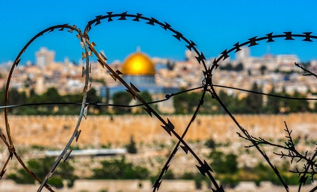 Commentary 725: President's Message – How to Peacefully Not Divide the Land Of Israel/Palestine